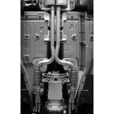 """New Generation 3"""" X Exhaust System"""