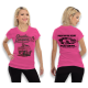 Pink Chrysler Power/Ready to Get Serious T-Shirt