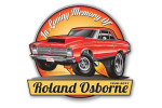 Roland Osborne Memorial Decals