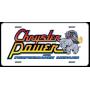 Chrysler Power 4-Color License Plates