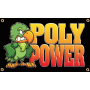 Poly Power 5'x3' Vinyl Banner