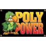 Poly Power 5'x3' Vinyl Banner