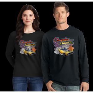 Vintage Chrysler Power Road Runner Long Sleeve T-Shirts