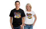 Vintage Chrysler Power Road Runner T-Shirts