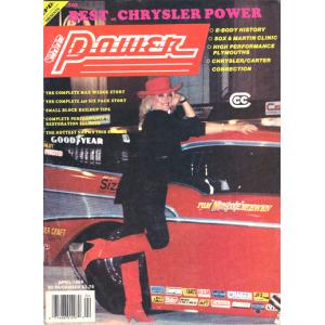 Chrysler Power Apr, 1989 (Download)