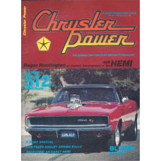 Chrysler Power Aug/Sep, 1985
