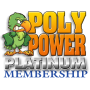 Poly Platinum Membership (Outside USA)