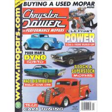 Chrysler Power Jul, 1998