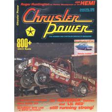 Chrysler Power Jun/Jul, 1985