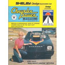 Chrysler Power Jun/Jul/Aug, 1984