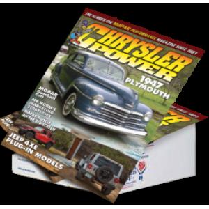Chrysler Power Jul/Aug 2021 (Bulk)