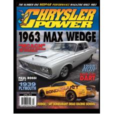Chrysler Power Mar/Apr 2018 (Single)