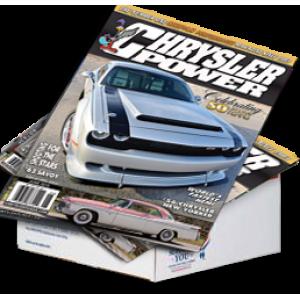 Chrysler Power May/Jun 2019 (Bulk)