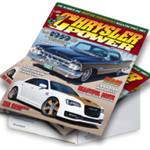 Chrysler Power Nov/Dec 2019 (Bulk)