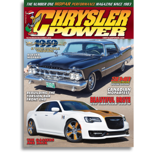 Chrysler Power Nov/Dec 2019 (Single)