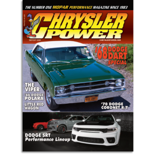 Chrysler Power Sep/Oct 2020 (Single)