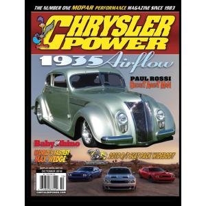 Chrysler Power Sep/Oct 2018 (Single)