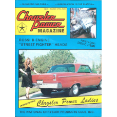 Chrysler Power Mar/Apr, 1984
