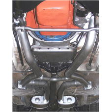 Max Wedge Exhaust System