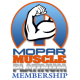 Mopar Muscle Club Platinum Membership (Outside USA)