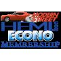 Modern Street Hemi Econo Membership