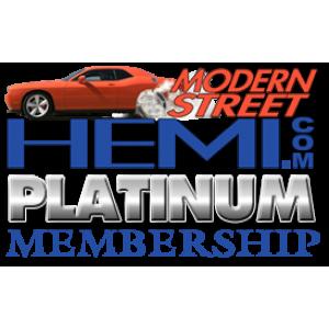 Modern Street Hemi Platinum Membership