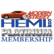 Modern Street Hemi Platinum Membership (Outside USA)