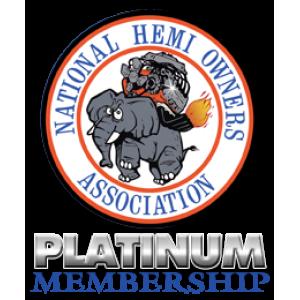 NHOA Platinum Membership