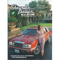 Chrysler Power Nov/Dec, 1984