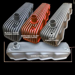 Poly Power Aluminum Valve Cover Set (Pre-Order 50% Deposit)