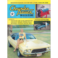 Chrysler Power Sep/Oct, 1984